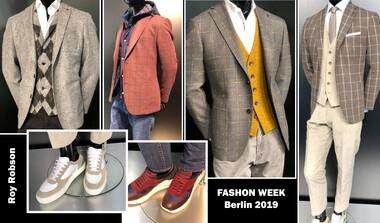 Trends Herrenmode Herbst/Winter 2019/2020: Modehaus Kehrer berichtet von der Fashon Week Berlin 2019