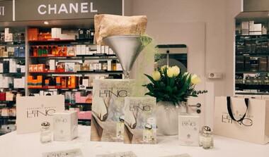 wunderwind No9 - Duft der Münchner Manufaktur LENGLING Parfums