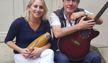 Peter Schick und Myra Pienaar