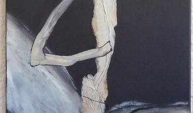 Kunst bewegt LE - Sabine Braun stellt aus