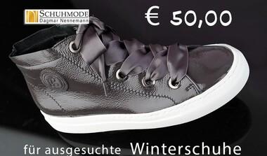 Hammer: Nur 50 Euro für ausgesuchte Winterschuhe