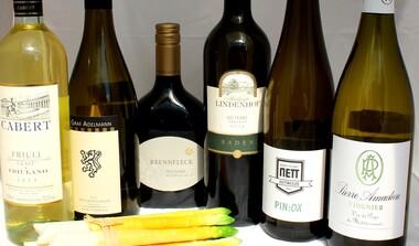 Wein-Empfehlung zur Spargel-Zeit