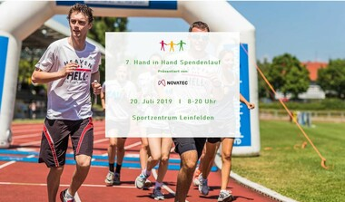 Hand-in-Hand Spendenlauf 2019
