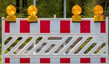 Halbseitige Sperrung der Hauptstraße in Echterdingen (6.10.)