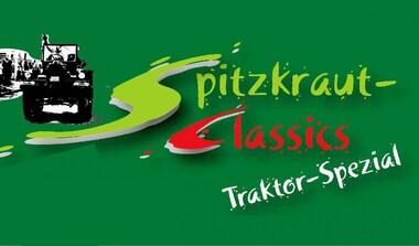 Spitzkraut Classics - Traktor Spezial im Schwabengarten