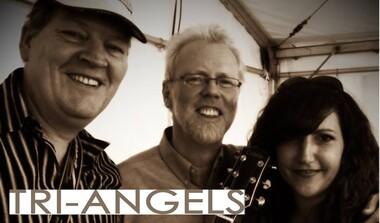 TRI-ANGELS (Trio) live zum Krautfest