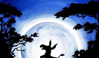 Komödie auf der Freilichtbühne: Ein Sommernachtstraum von William Shakespeare