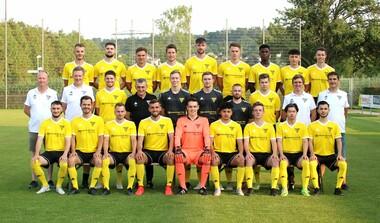 Die U23 (Kreisliga A2) des TV Echterdingen
