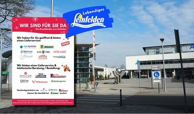 VLG initiiert Gutschein-Verkauf des Einzelhandels bei EDEKA Bauer in Leinfelden