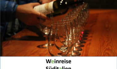 Im DiVino startet die 2.Weinreise: Süditalien