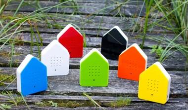 Die Zwitscherbox, der Waldspaziergang für Zuhause