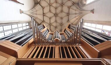 Orgelmusik zur Marktzeit ONLINE - einfach digital mithören
