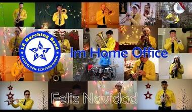 Embedded thumbnail for Feliz Navidad - LE Marching Band (Wohnzimmer-Weihnachtskonzert Teil 2)