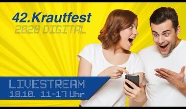 Embedded thumbnail for Eröffnung des 42. Krautfest Digital