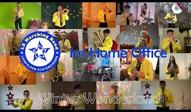 Embedded thumbnail for Winter Wonderland - LE Marching Band (Wohnzimmer-Weihnachtskonzert Teil 1)