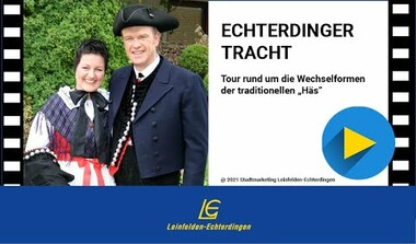 Embedded thumbnail for Tracht en vogue