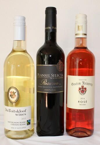 Einladung zur Weinprobe und Aktion bis 26.8.