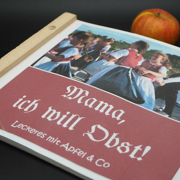 "Rezeptesammlung der Tanzjugend: ""Mama, ich will Obst!"""