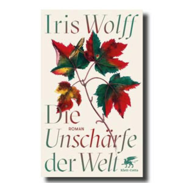 """Iris Wolff: """"Die Unschärfe der Welt"""""""