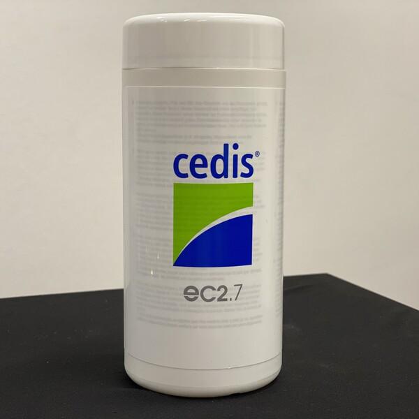 Cedis Desinfektionstücher Großspender eC2.7 (90 Stück)