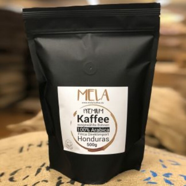 Mela Premium Kaffee - 100% Arabica / Honduras (500g)