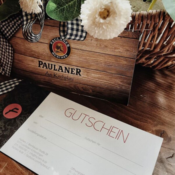 Gutschein LE Paulaner Wirtshaus am Kirchplatz / Fischers