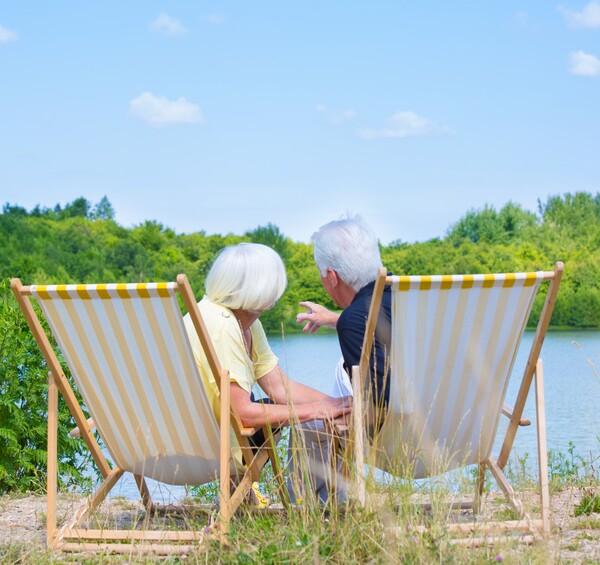 Entspannt zurücklehnen mit einer Patientenverfügung