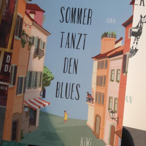"""Kirsten Wulf: """"Signora Sommer tanzt den Blues"""""""