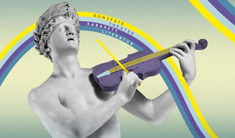 Titelbild des Kulturprogramms 2020/21
