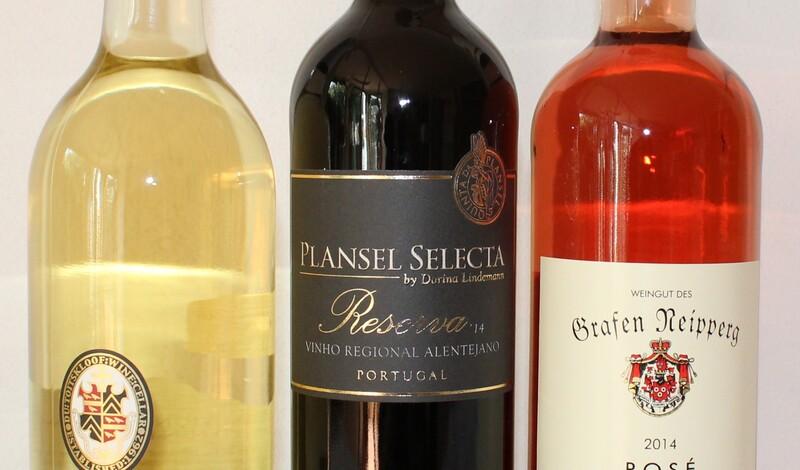 Einladung zur Weinprobe und Aktion bis 23.9.