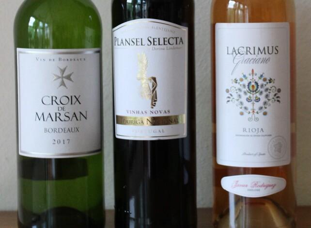 AKTION Portugal, Bordeaux und Spanien