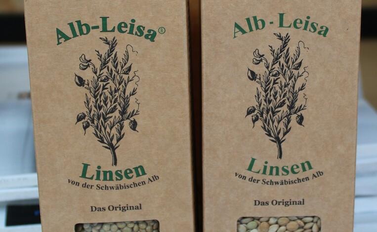 Albleisa - die alten Linsensorten von der schwäbischen Alb