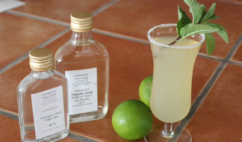 Cocktail des Monats: Original Margarita