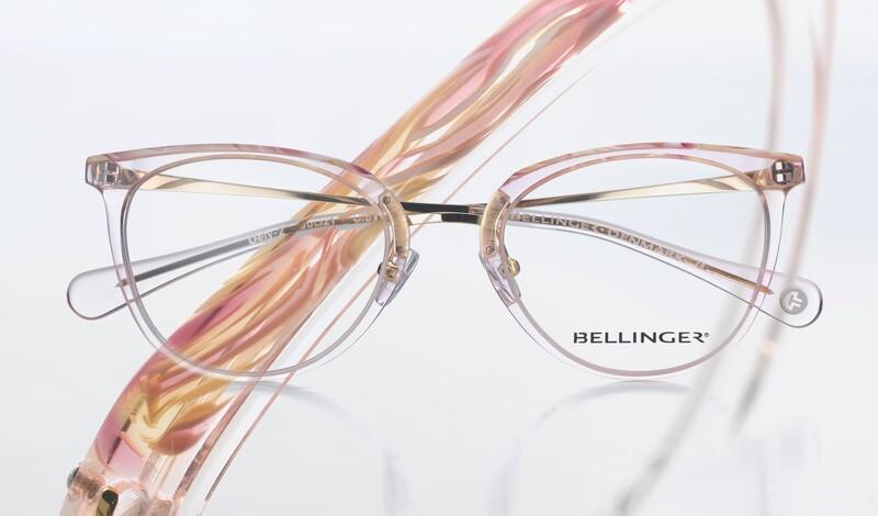 Jetzt neu zur Messe: Brillen von Bellinger