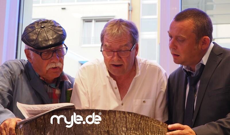 schwäbisches MundART Theater analysiert myle