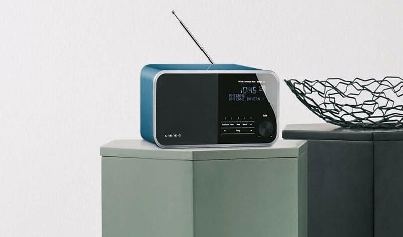 DAB+ Radio und Sofa... ein Team