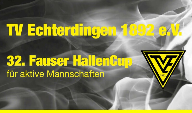 TVE Fauser-Cup 2020 - Hallenfussball-Turnier