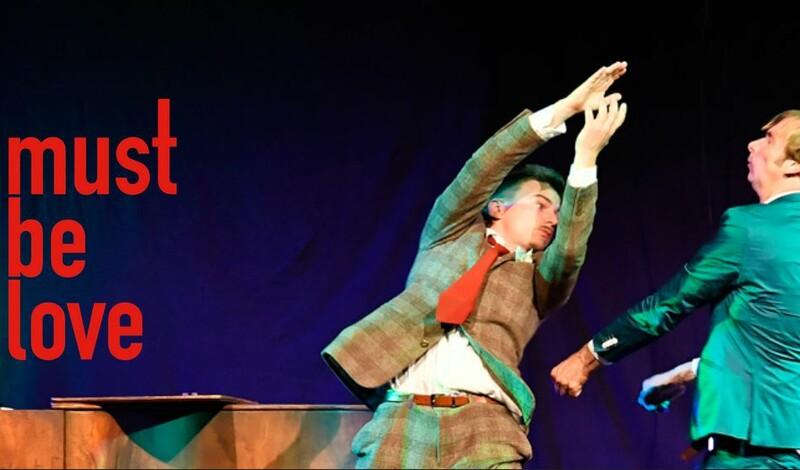 """Comedy: Senkrecht & Schunter """"Must be Love!"""""""