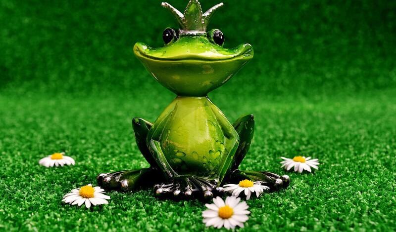 Kindertheater: Der Froschkönig