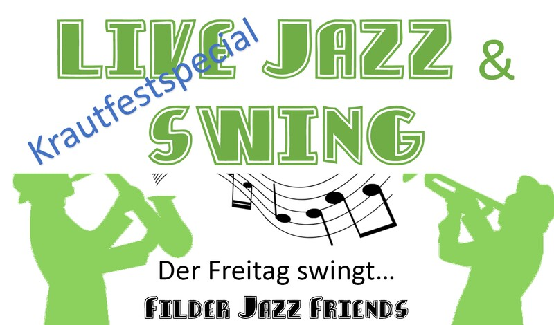 Live: Jazz + Swing mit Filderer Jazz Friends
