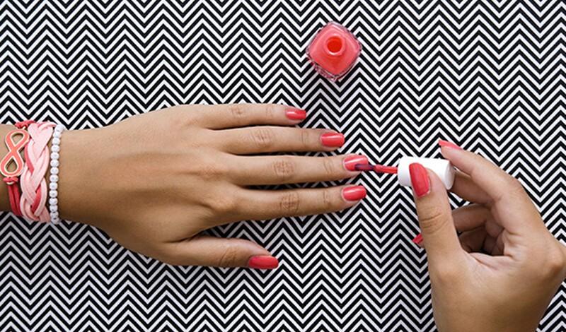 Make-up Trend: Coral Love bei Müller Parfümerie + Mode