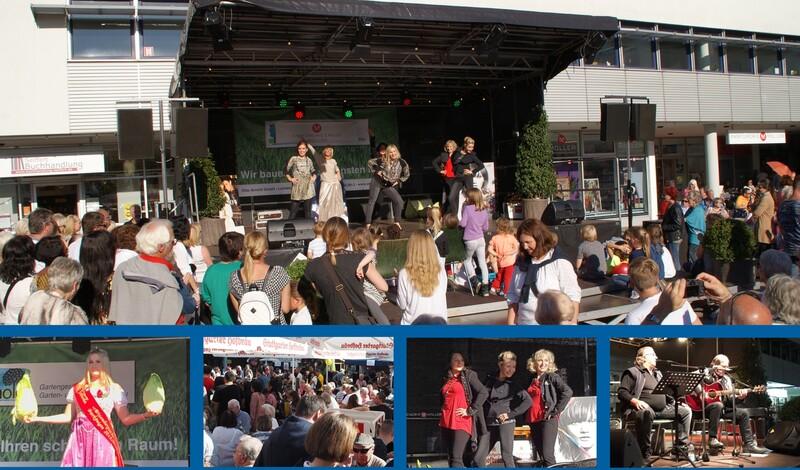 Grandioses Krautfest bei Königswetter