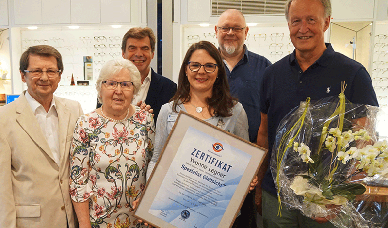 Böhme Sehen + Hören: Ihr zertifizierter Fachbetrieb am Ort