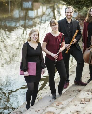 """ABGESAGT - Konzert: Les Cascades """"Le jardin harmonique"""""""
