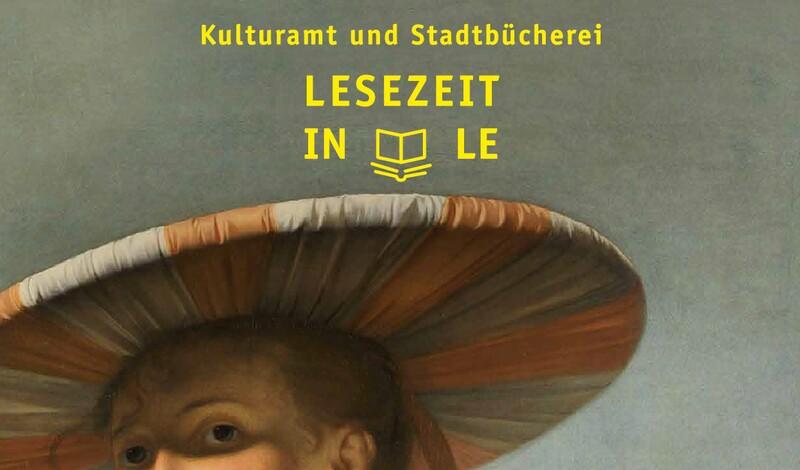 Lesezeit in LE - zum 10. Mal in LE Literatur pur