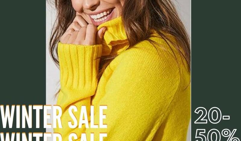 Müller Parfümerie + Mode startet in den Winter-Sale