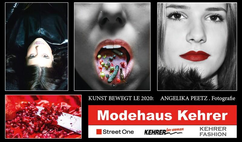 Modehaus Kehrer präsentiert Angelika Peetz | Porträt – Hochzeit – Baby – Food und mehr