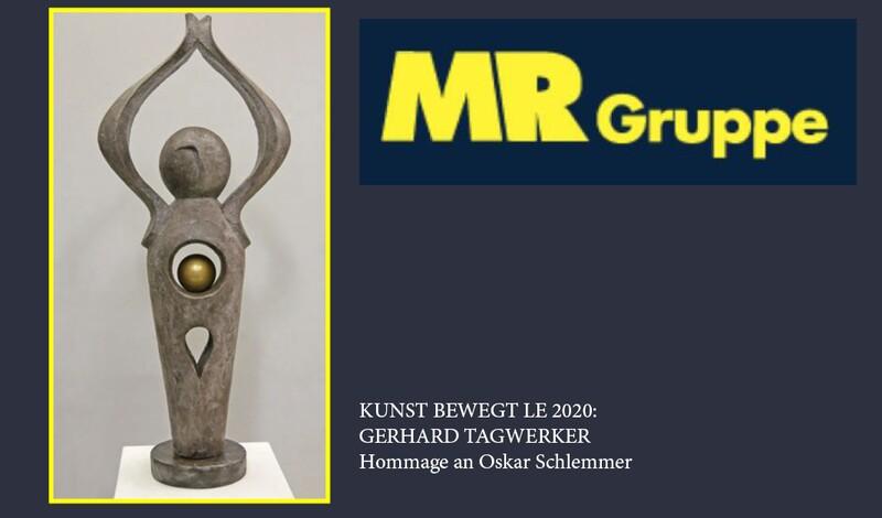 Mettler GmbH präsentiert: GERHARD TAGWERKER . Hommage an Oskar Schlemmer