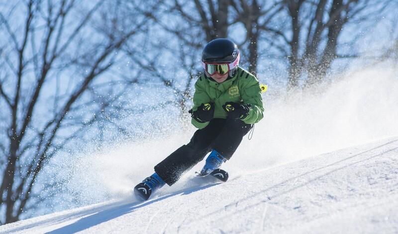 Skisaison 2018 ist eröffnet. Eine gute Sicht ist Voraussetzung für schnelles Reagieren.