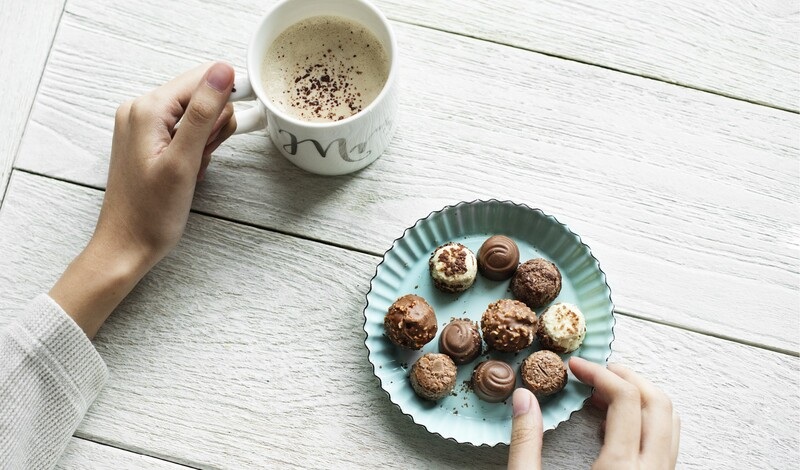Last Minute Geschenk-Panik? Schokolade kann helfen!